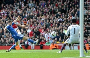Honours even as Arsenal, Chelsea draw blank