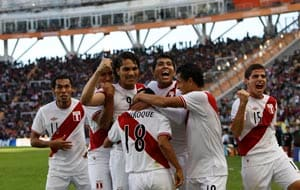 Peru beat Venezuela for 3rd place in Copa America