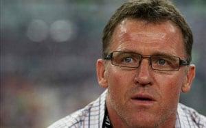 British coach Peter Butler denounces Malaysia sacking
