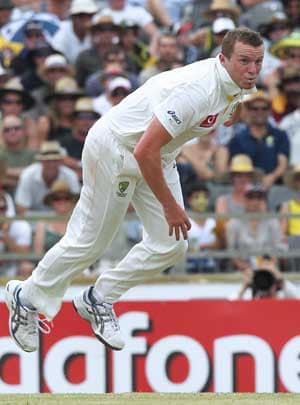 The Ashes: Peter Siddle plays down verbal spats on the field, loves playing against Kevin Pietersen
