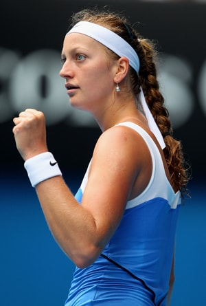 Kvitova pulls out of Dubai WTA tournament