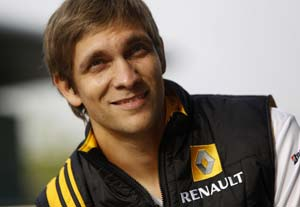 Vitaly Petrov to drive for Caterham F1 team