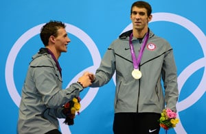 London 2012 Swimming: History-man Michael Phelps strikes gold once more