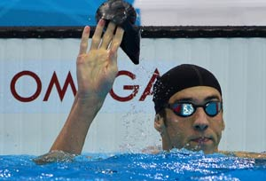London 2012 Medals Count: Michael Phelps equals record but misses gold