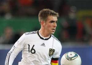 Germany to host France in Euro 2012 warm-up
