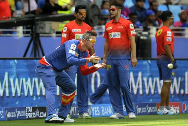 Live cricket score, Delhi Daredevils