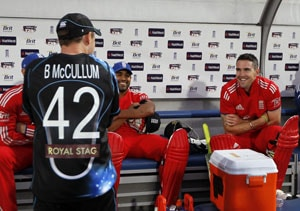 Kevin Pietersen's comeback washed out as New Zealand take T20 series