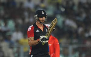 Toughest challenge: Pietersen says he is adapting to DRS