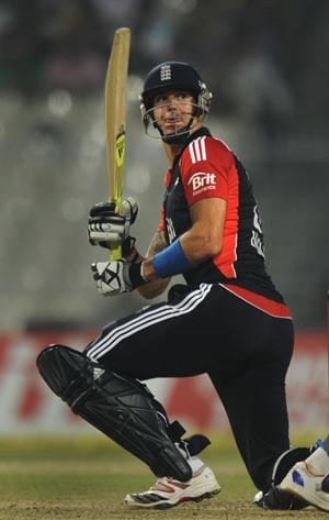 Kevin Pietersen glad to be back in England T20 squad