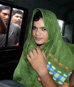 14-day jail remand for Pinki Pramanik