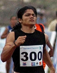 Asian Games gold medallist Pinki accused of being male, held for 'rape'