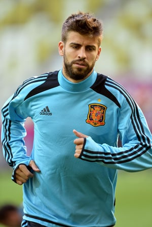 UEFA Euro 2012: Pique says beware of ruffled Italians