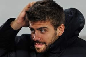 Pique tight-lipped on Shakira romance