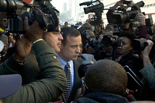 Oscar Pistorius had 'big love' for guns, testifies friend