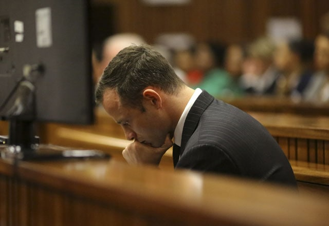 Oscar Pistorius trial: Prosecution tells OIympian he killed Reeva intentionally