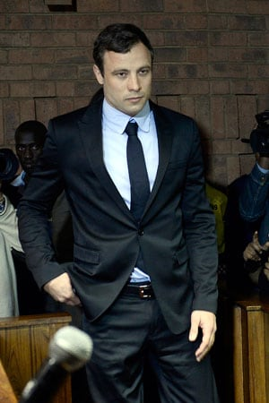 Oscar Pistorius charged with two additional gun-related offenses