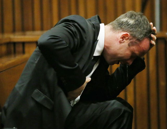 Oscar Pistorius grilled again by prosecution during cross-examination