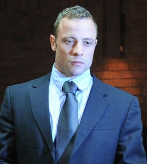 Accused of murder, Oscar Pistorius seen out partying