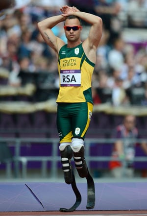 Oscar Pistorius meets probation officials, talks training