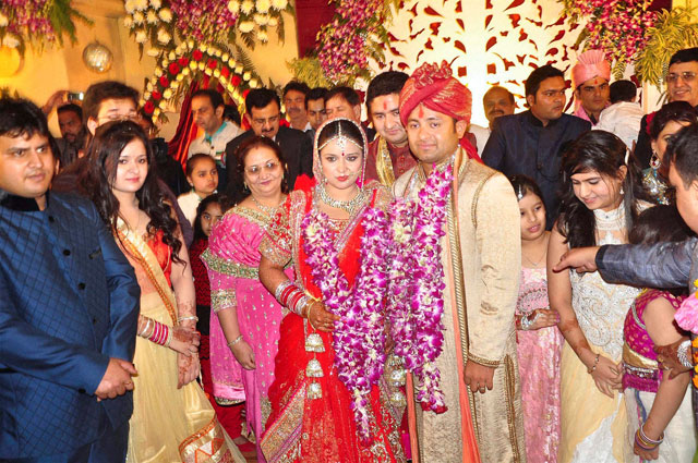 Piyush Chawla gets married to long-time friend