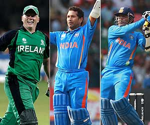 Players to watch out for in the India-Ireland match