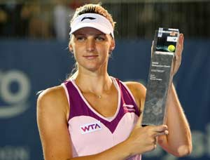 Pliskova beats Mattek-Sands to win Malaysian Open
