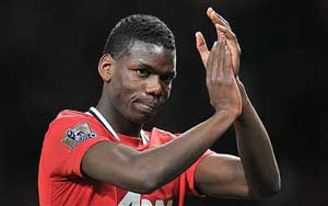 Pogba in line for Man United start against Ajax