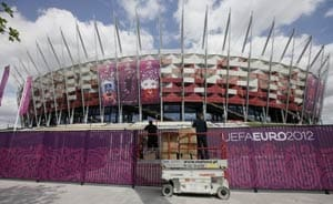 Euro 2012 massive security challenge for Poland