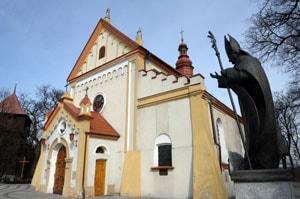 UEFA  Euro 2012: Polish churches go multilingual for Euro 2012