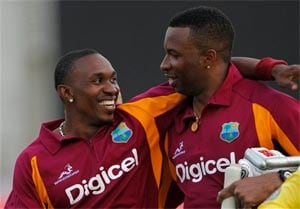 Darren Sammy pledges commitment to successor Dwayne Bravo