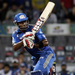 IPL 5: Pollard power takes Mumbai Indians past Rajasthan Royals