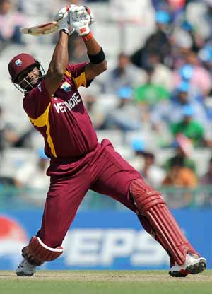 Kieron Pollard ruled out of ICC World Twenty20 with knee injury