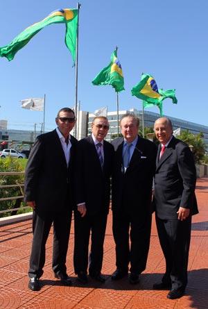 Del Nero replaces Teixeira at FIFA