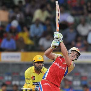 Pomersbach hoping to get a chance to play for RCB