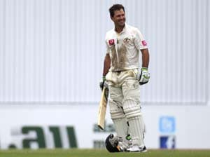 Ponting named as Sheffield Shield Player of the Year