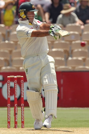 Ricky Ponting warms up for South Africa with 162