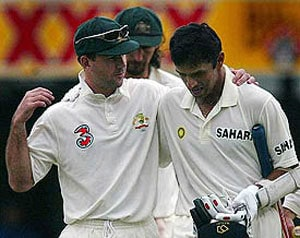 I told Dravid not to retire: Ponting