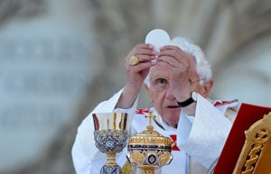 UEFA  Euro 2012: Football is about fraternity and love: Pope Benedict