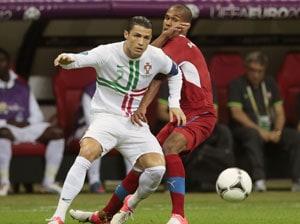 Euro 2012 Quarter Final: Half-time report, Portugal vs Czech Republic