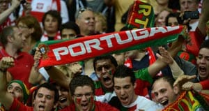 Euro 2012: Portugal facing UEFA rap over enthusiastic fan