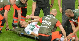 Euro 2012: Helder Postiga ruled out of Portugal's semi