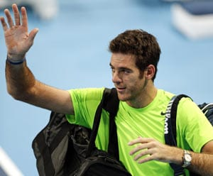 Del Potro overpowers Gasquet, into Basel final