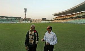 Eden Gardens curator Prabir Mukherjee in trouble with BCCI over media outburst