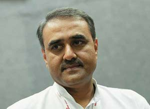 Frame an act or take over sports bodies, Praful Patel tells government