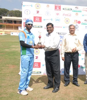 India beat Sri Lanka, register fourth win on trot in T20 World Cup for blind