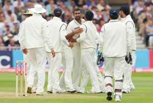 Praveen fined for verbal tiff with umpire