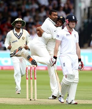 India vs England: 1st Test, Day 2 Statistical highlights