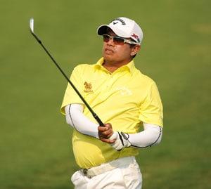 Prayad Marksaeng opens up two-shot lead at Chiangmai Golf Classic