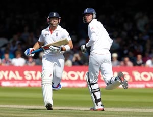 India vs England: Statistical highlights, Day 4