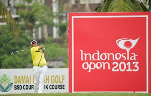 Prom Meesawat proves his worth at Indonesia Open golf